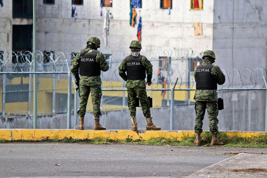 厄瓜多爾監獄暴動 至少79死含18囚遭肢解