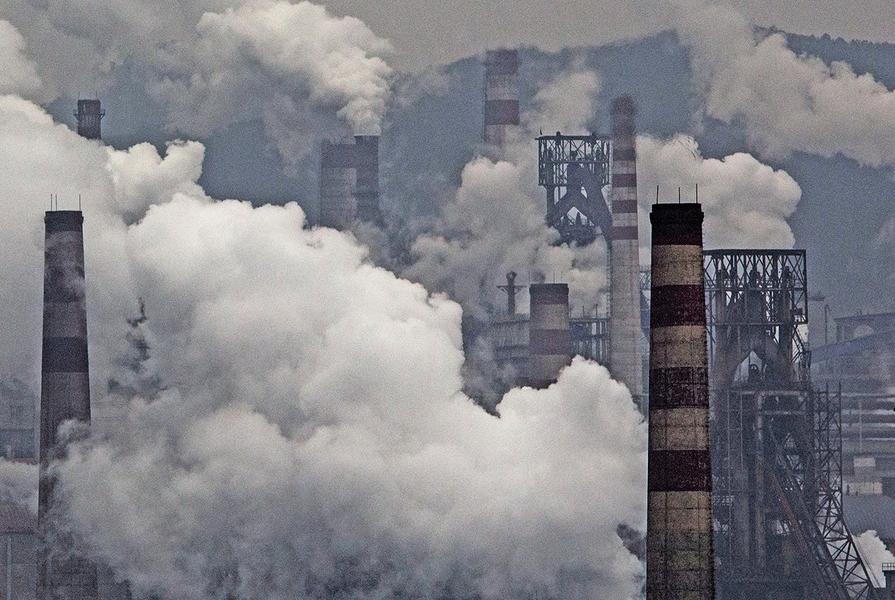 碳排量:澳洲一年不敵中國兩周