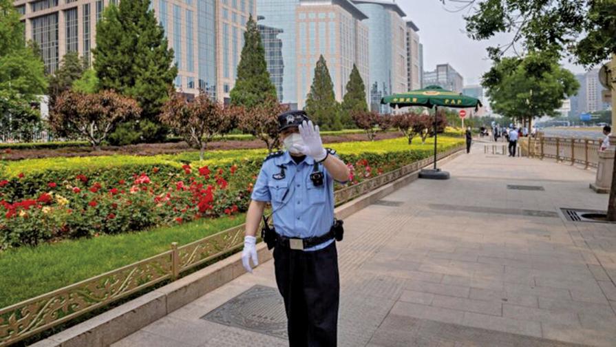 中共啟動「天網2021」海外追逃惹議