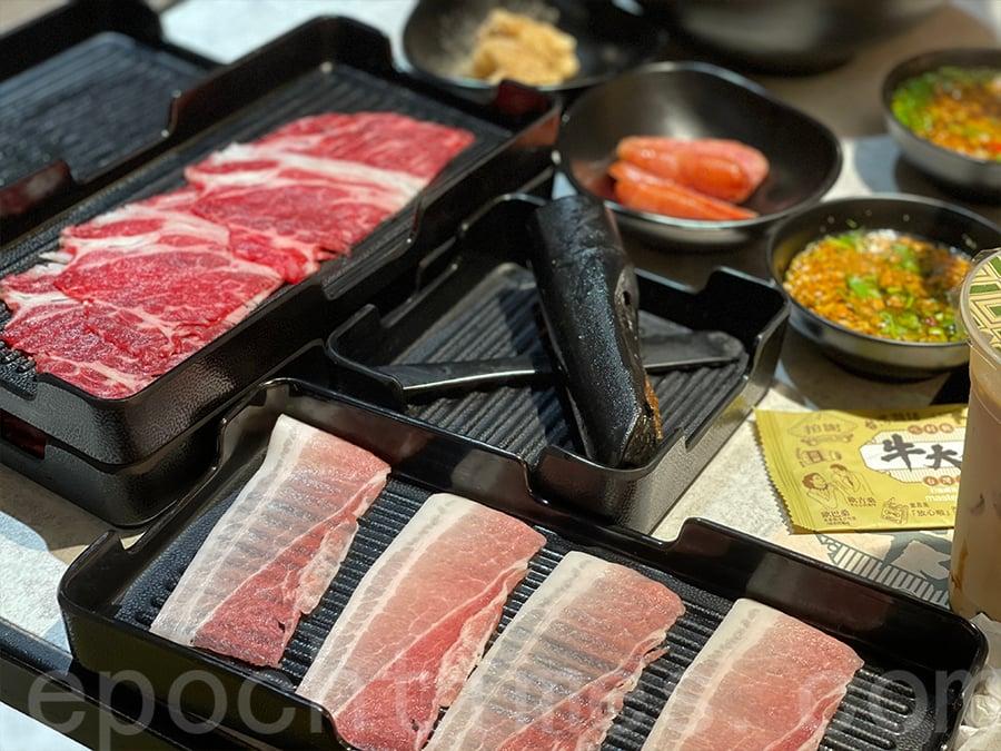 任食牛肉。(Siu Shan提供)