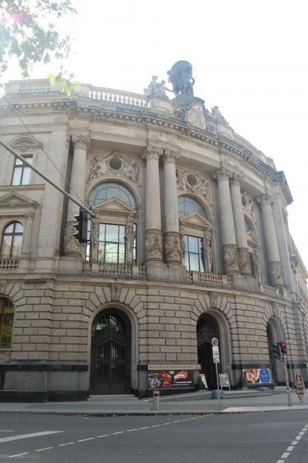 成立於1872年,已經有145年歷史的德國柏林通訊博物館,是全世界最古老的郵政博物館。(中央社)