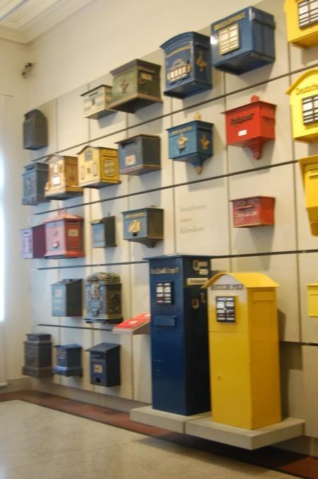 柏林通訊博物館原先以郵政為主要收藏,人類早期的信件傳遞方式、郵政馬車變革、郵筒更迭全在博物館的收藏之列,詳細說明德國郵政系統發展史。(中央社)