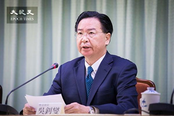 中共箝制宗教自由 台外長譏:簡直是中國宗教的神