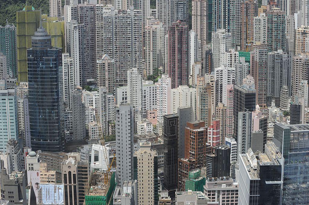 中原城市領先指數CCL今(2月26日)公佈最新數字為176.58點,周比微升0.27%。(MIKE CLARKE/AFP via Getty Images)