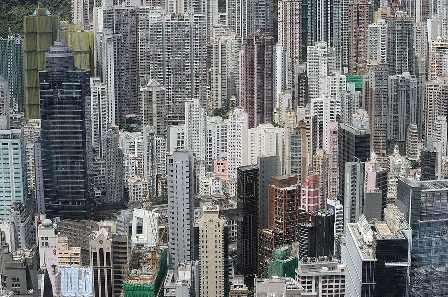 香港一周樓價微漲0.27% 港島跌九龍升