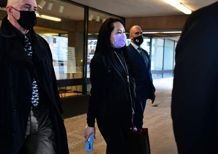 孟晚舟入稟香港高等法院 索取滙豐文件應對引渡案