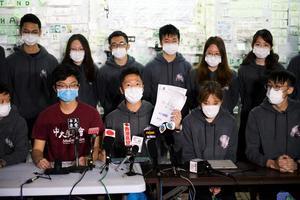 中大候任學生會被指言論或違國安法遭封殺