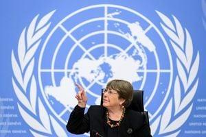 聯合國人權專員:中共以疫情「國安法」打壓人權