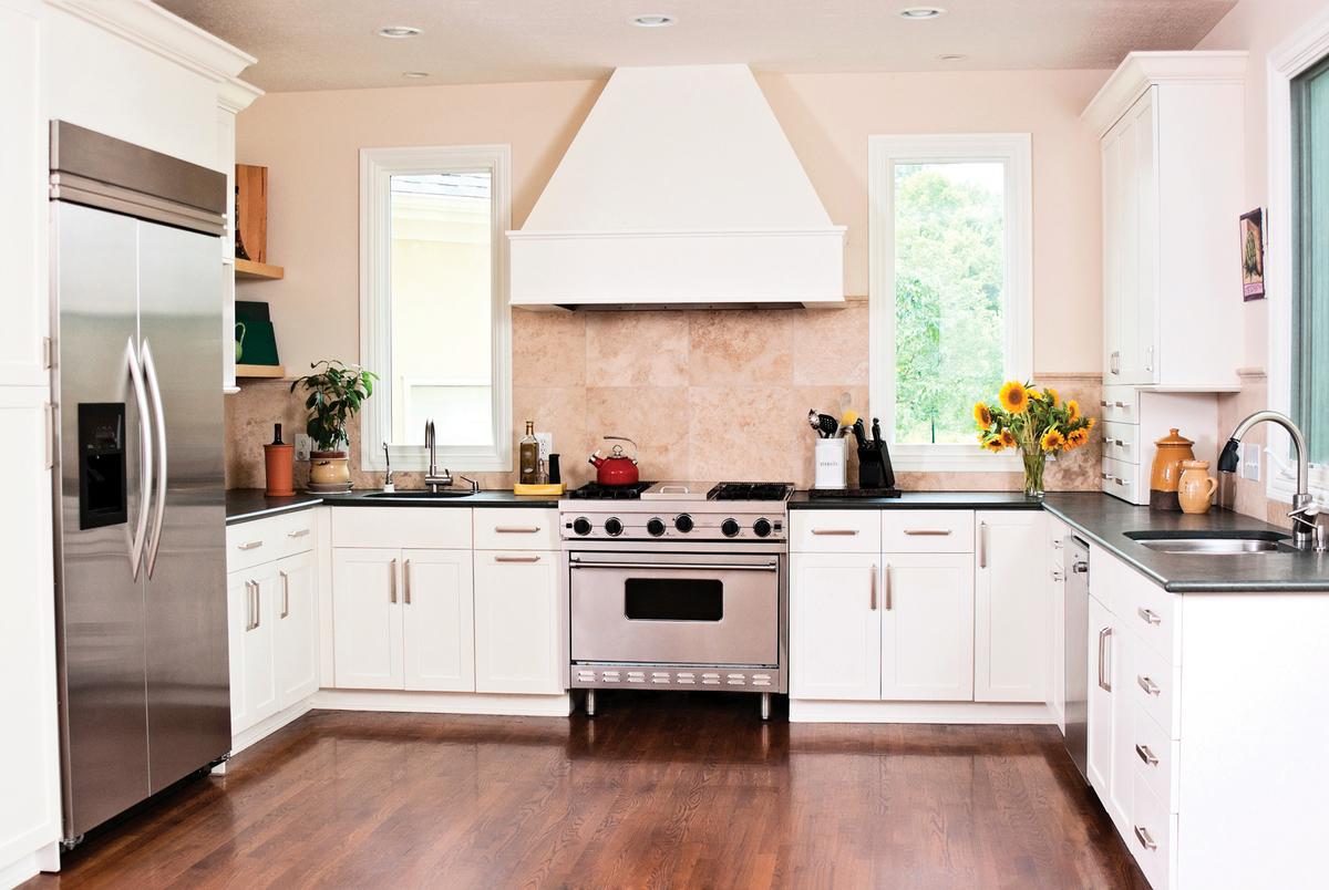 廚房中的家電要慎選,真的有需要才購買。(Fotolia)