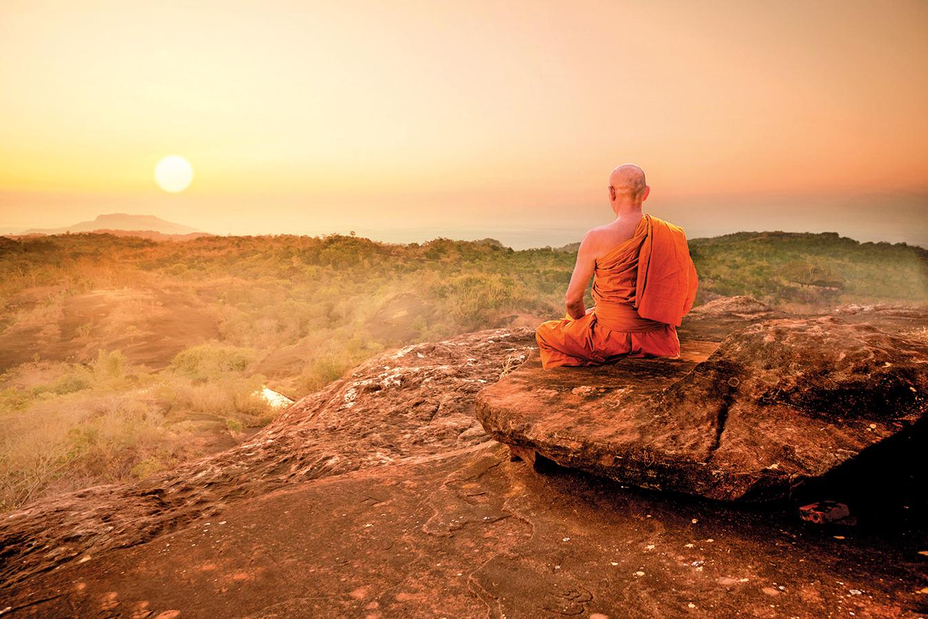 正是從沙門「樂僔」鑿石窟起,敦煌開始了佛教石窟的千年營建。(Shutterstock)