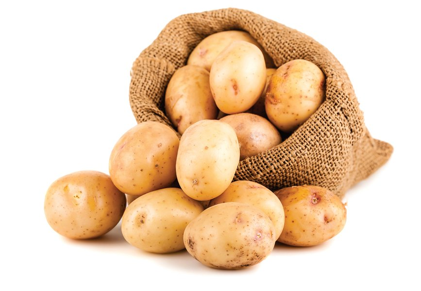 薯仔是好澱粉 簡單烹調就美味!