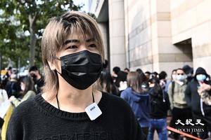 【聲援47】阮民安:泛民提前遭起訴與兩會有關 望大家守護香港 「好人一生平安」