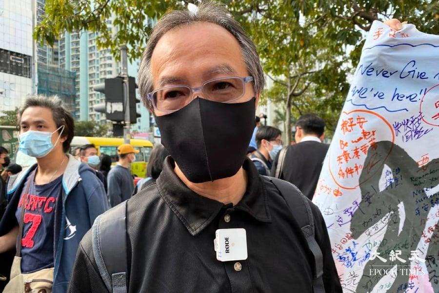 【聲援47】張超雄:港府曾承諾立法會選舉推遲一年