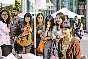 加拿大留學生4年增五成
