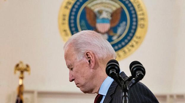 美國第46屆總統拜登。(Getty Images)