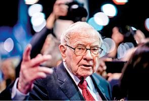 投資公司去年淨利潤跌9% 巴菲特稱決策「有誤」