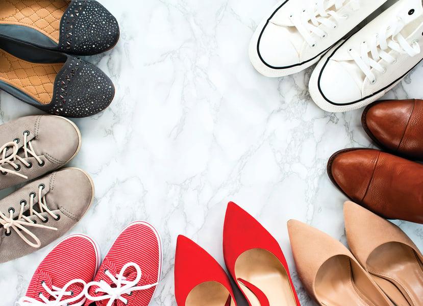 鞋子保養得宜 能延長使用壽命!