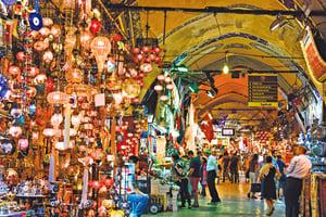 無限的姿彩 無盡的巧思 愛上土耳其馬賽克燈