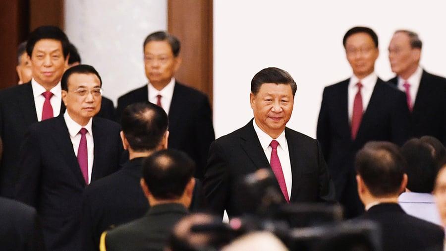 兩會前敏感期 北京高層全體向習述職