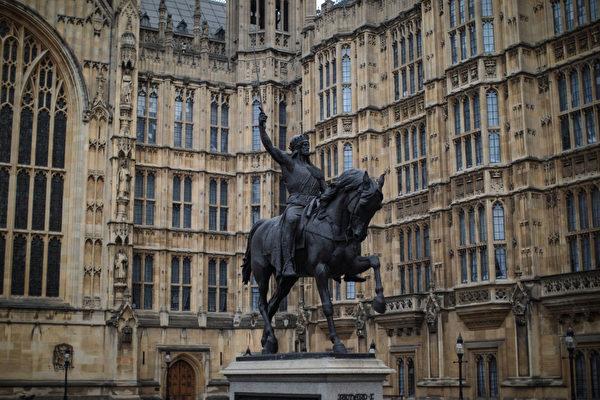 圖為:英國議會。(Jack Taylor/Getty Images)