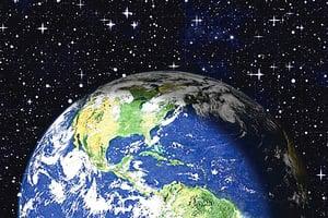 神秘力量牽引地球飛向2億光年外