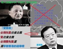 金楓:夏寶龍的講話否定鄧小平 捧殺習近平