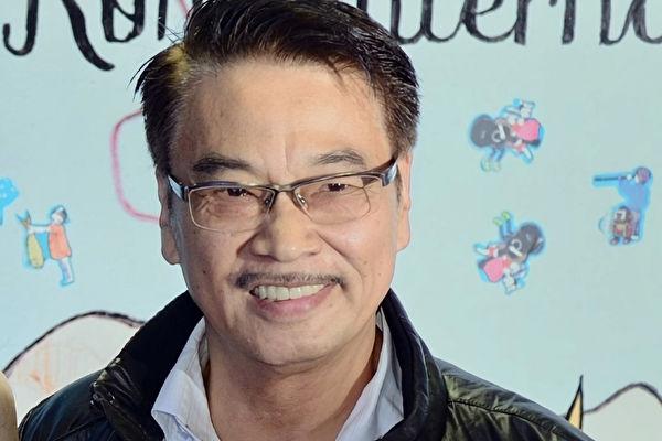 香港著名演員吳孟達。(宋碧龍/大紀元)