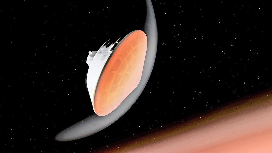 毅力號將登陸火星 面臨「恐怖七分鐘」