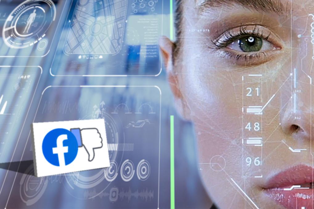 面書(Facebook)因侵犯美國伊州用戶私隱權,被判賠償6.5億美元。(大紀元合成)