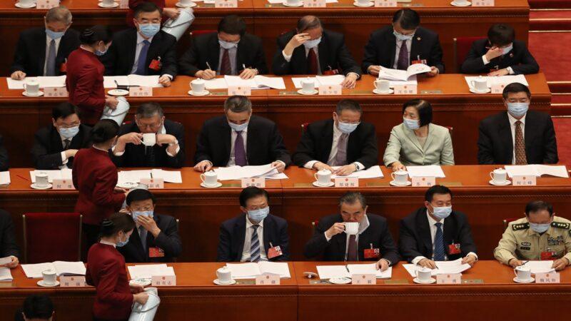 北京布下天羅地網 鮑彤被禁言 維權人被軟禁
