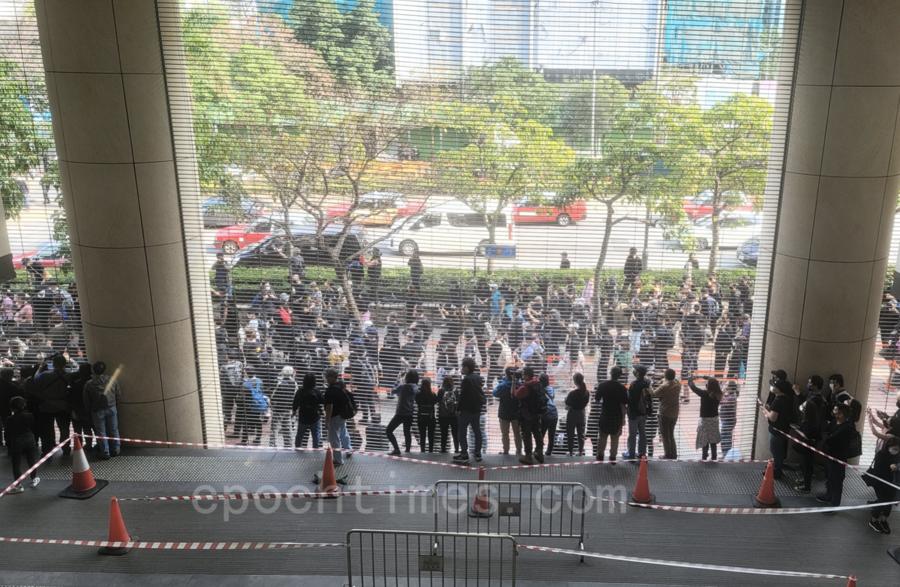 47民主人士被捕 趙思樂:改革選舉「維穩」準備