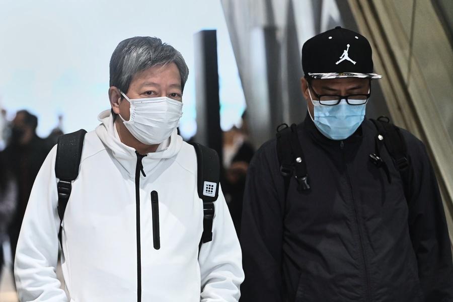 【聲援47】下午開庭討論保釋條件  李卓人:保釋結果無法預料
