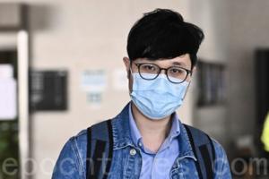 劉頴匡透過律師宣佈解散民間集會團隊