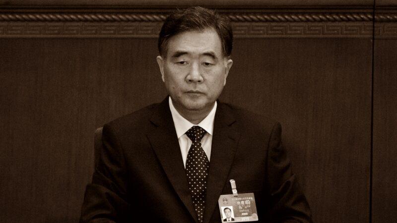 中共政協主席汪洋。 ( WANG ZHAO/ Getty Images)