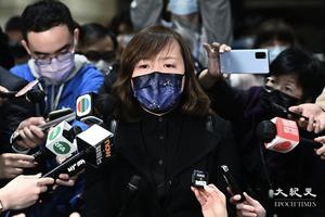 【聲援47】律政司有條件覆核 15人遭即時扣押 劉頴匡女友:只是一場戲
