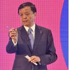 港交所總裁李小加表示,新的戰略規劃包括建立股票、大宗商品、定息及貨幣產品互聯互通等多項計劃。(余鋼/大紀元)
