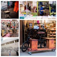 深水埗社區藝術展啟動 串連公共空間與社區小店