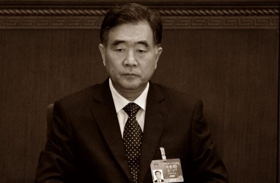 中共政協主席汪洋。 ( WANG ZHAO Getty Images)
