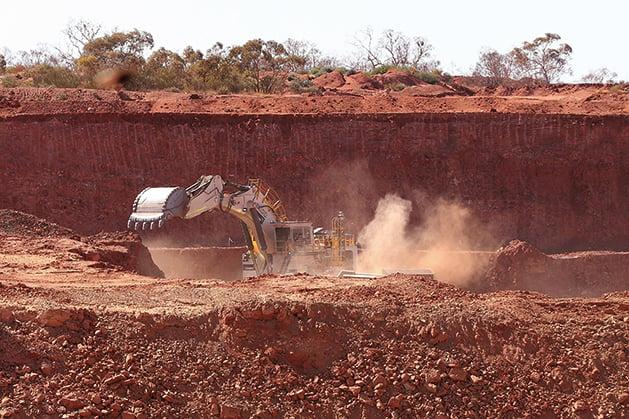 澳洲將為企業提供13億澳元的補貼,支持當地重要礦產加工業。圖為西澳一處礦場。(Getty Images)
