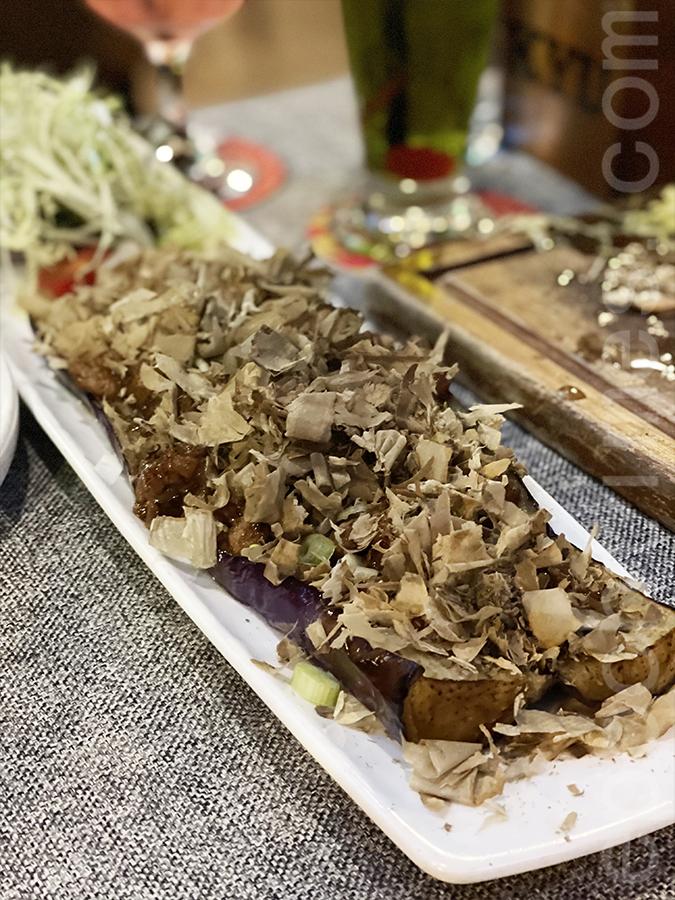 日式豚肉焗茄子。(Siu Shan提供)