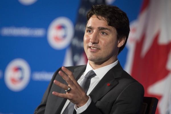 加拿大總理賈斯汀・杜魯多即將在周二(8月30日)訪問中國,希望修復一段磕磕絆絆的關係。(Drew Angerer/Getty Images)