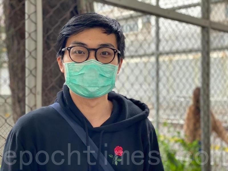 【聲援47】社民連探訪岑子杰 轉述岑指香港人好可愛