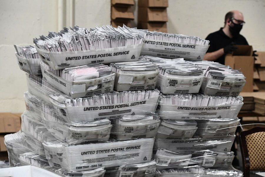 涉郵寄投票欺詐 美公證員被捕 兩議員被起訴