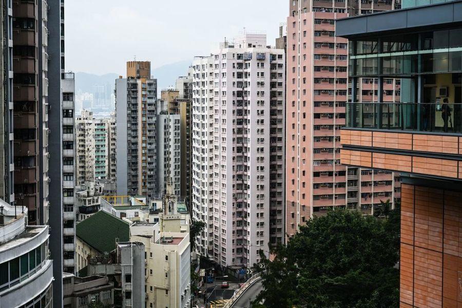 香港樓價周比微升0.33% 港九升新界跌