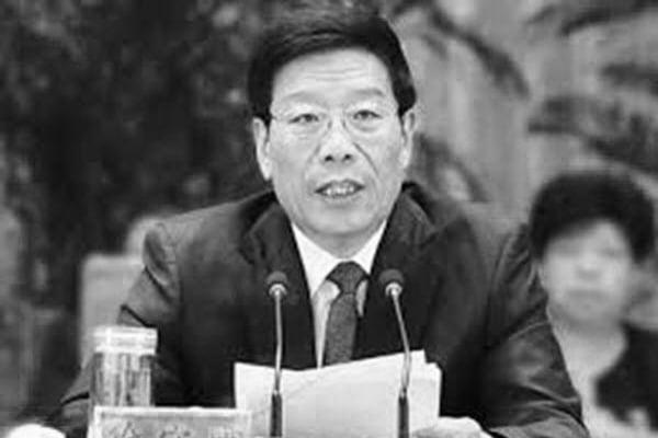 8月28日被免去湖南省委書記的徐守盛據悉面臨被查處的命運。(網絡圖片)