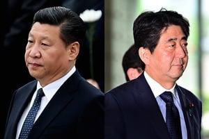 日媒:習近平和安倍有望在G20場外會晤