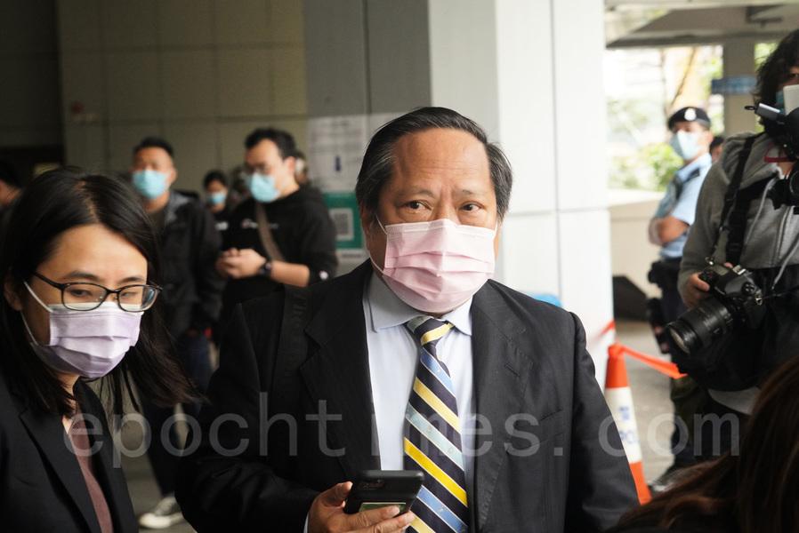 【圖片新聞】高院押後下周審理律政司11人保釋 須覆核還押