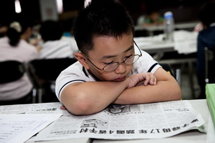 中共人大代表 視力納入學生綜合素質考核 引熱議