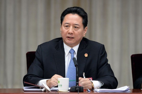 官方宣佈李小鵬辭任山西省長。(大紀元資料室)