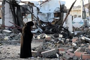 也門自殺式爆炸65死 IS稱負責